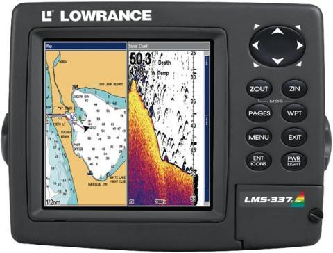 Lowrance LMS-337C DF