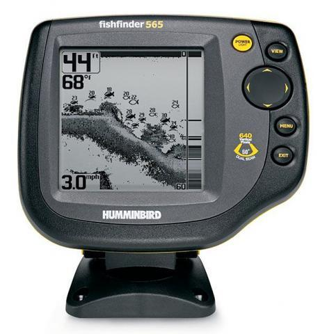 Humminbird Fishfinder 565