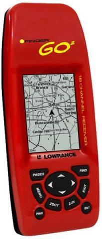 Lowrance iFinder GO 2