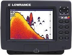 Lowrance LCX-19C