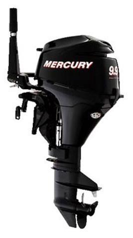 Mercury F9,9EL Bigfoot