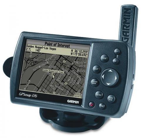 Garmin GPSmap 176