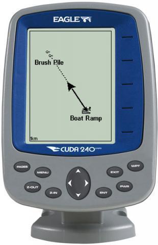 Eagle CUDA 240 S/GPS