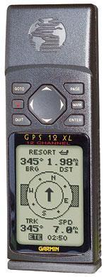 Garmin GPS 12XL