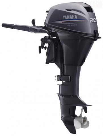 Yamaha F20BES