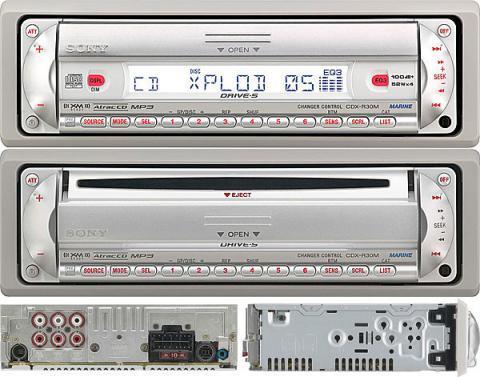 Sony CDX-R30M
