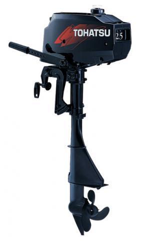 Tohatsu M40D2 EPТOL