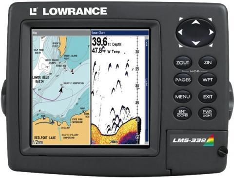 Lowrance LMS-332c