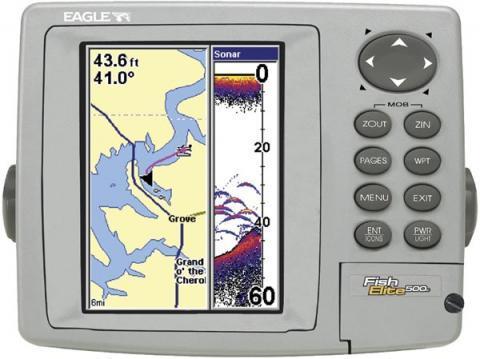 Eagle SeaCharter 500C DF