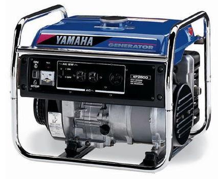 Yamaha EF 2600