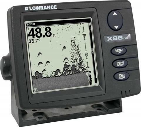 Lowrance X86 DS