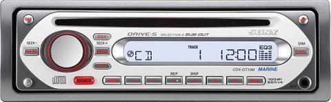 Sony CDX-GT10M