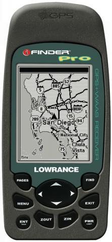 Lowrance iFinder Pro