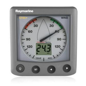 Raymarine ST60+ Wind