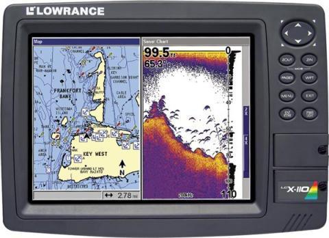 Lowrance LCX-110c