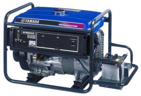 Yamaha EF 6600E