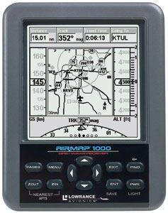 Lowrance AirMap 1000