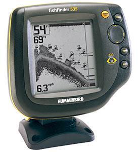 Humminbird Fishfinder 535