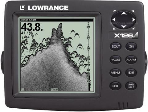 Lowrance X126 DF