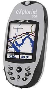 Magellan eXplorist 500