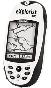 Magellan eXplorist 400