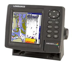 Lowrance LMS-527c DF iGPS