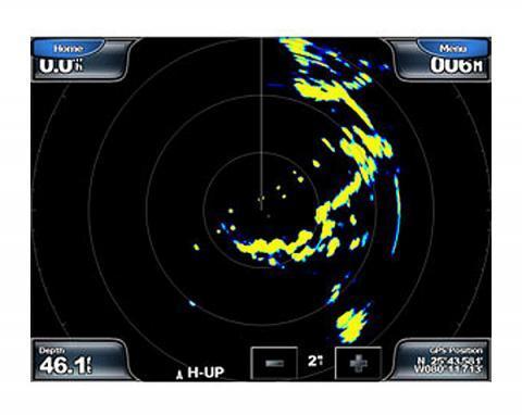 Garmin GPSmap 5012