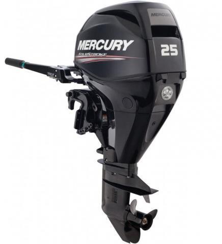 Mercury F25M EFI