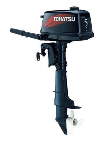 Tohatsu M5BD S