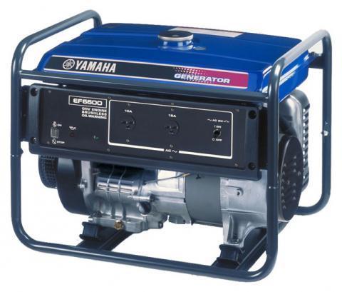 Yamaha EF 6600