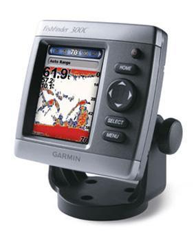 Garmin Fishfinder 300C