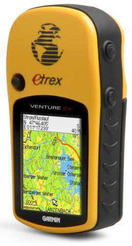 Garmin еTrex Venture Cx