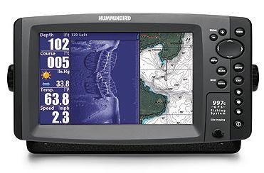 Humminbird 997cx SI Combo