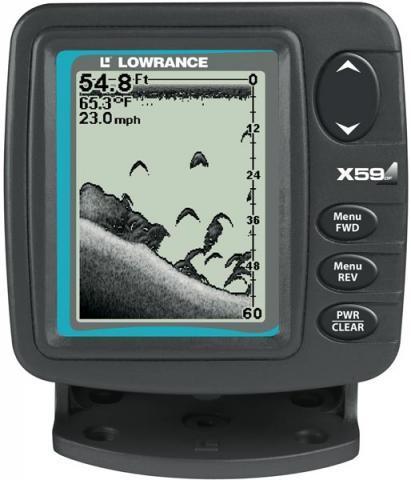 Lowrance X59 DF