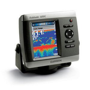 Garmin Fishfinder 400C