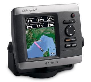 Garmin GPSmap 421s