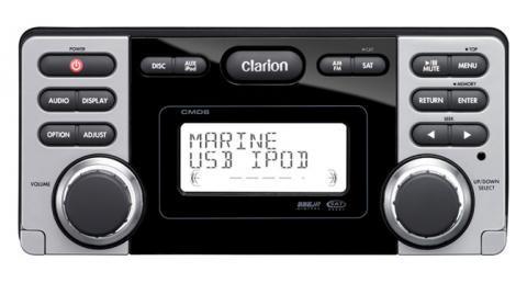 Clarion CMD6
