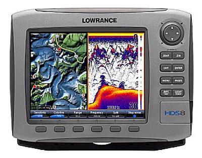 Lowrance HDS-8 Gen2