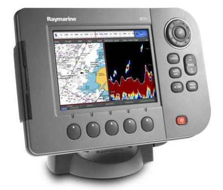 Raymarine A57D
