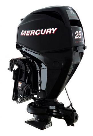 Mercury Jet 25 ELPT EFI