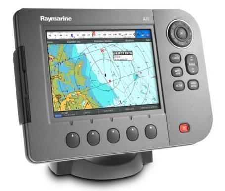 Raymarine A70