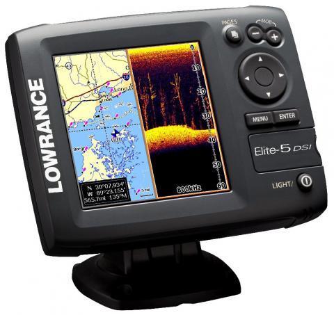 Lowrance Elite-5 DSI