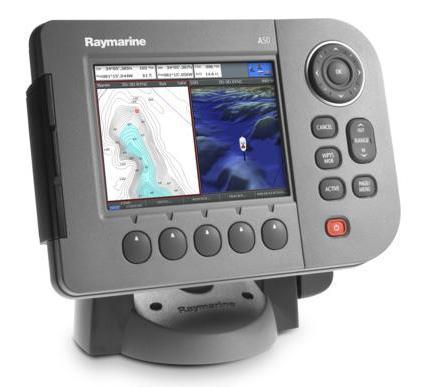 Raymarine A50