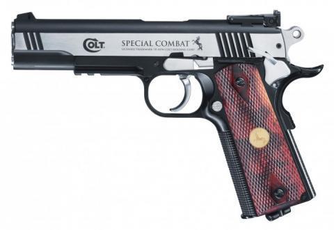 Colt Special Combat Classic
