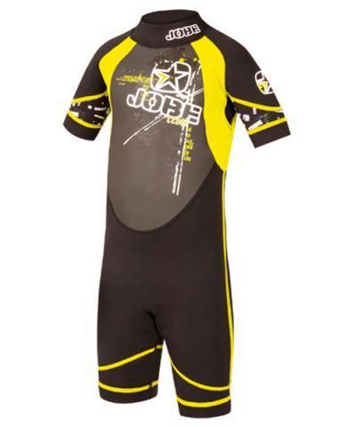 Jobe Shorty Rebel Yellow