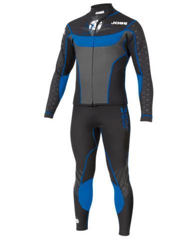 Jobe Long John Jacket Secure Blue