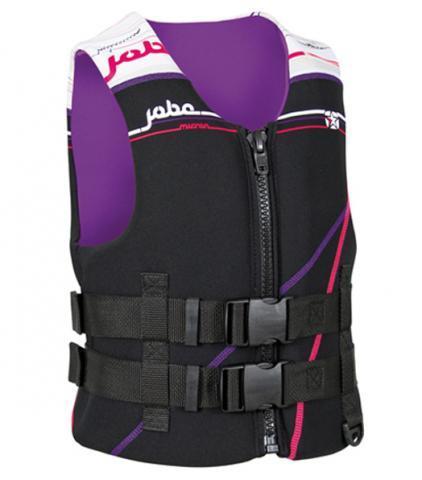 Jobe Micron Youth Vest Purple