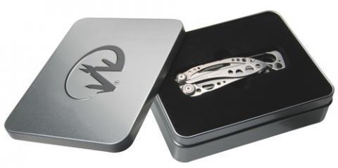 Leatherman Skeletool Present