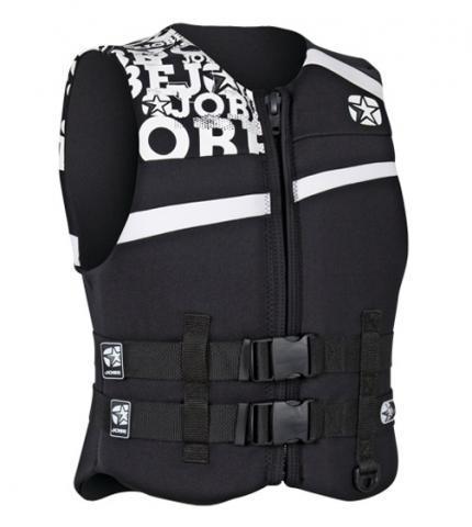 Jobe Combat Vest Black