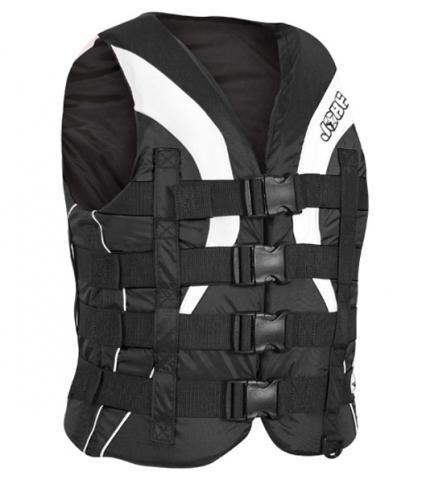 Jobe 4 Buckle Pro Vest Black
